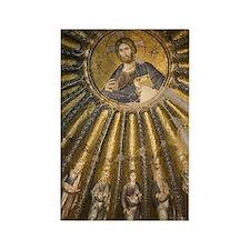 Istanbul, Chora Church Rectangle Magnet