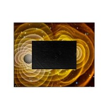 Black holes merging Picture Frame
