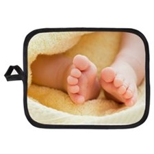 Baby's feet Potholder
