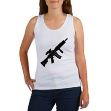 walllclock_large Women's Tank Top