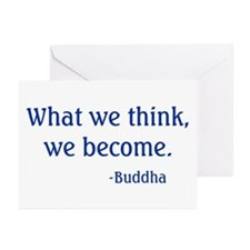What We Think Greeting Cards (Pk of 10)