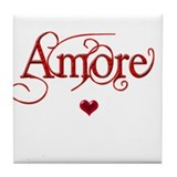 Amore Tile Coaster