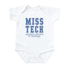 Miss Tech Infant Bodysuit