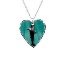 Megalodon prehistoric shark w Necklace