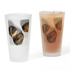 Manganese nodules Drinking Glass