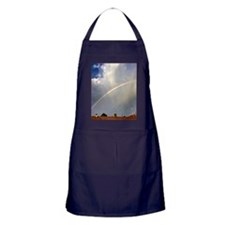 Rainbow Apron (dark)
