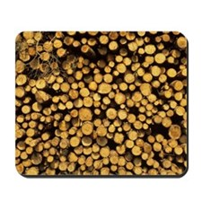 Logs Mousepad