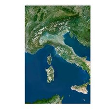 Italy Postcards (Package of 8)