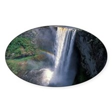 Kaieteur Falls Decal