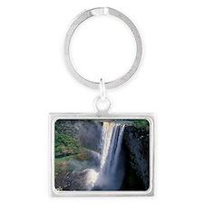 Kaieteur Falls Landscape Keychain