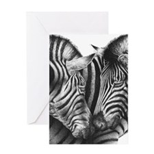 Zebras Kindle Sleeve Greeting Card