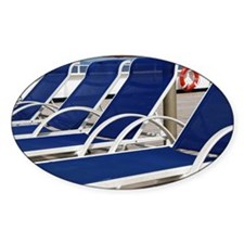 Deck Chairs Decal