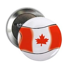 "Canada Flag 2.25"" Button (10 pack)"
