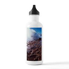 Geyser field Water Bottle
