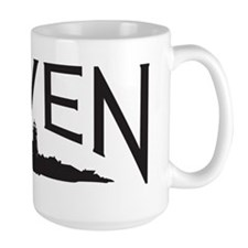 Haven logo (black) Coffee Mug
