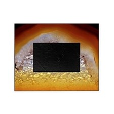 Geode interior Picture Frame