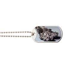 Iron meteorite fragment Dog Tags