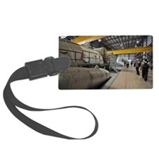 Electricity production facility Luggage Tag