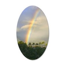 Rainbow on Kauai Wall Decal