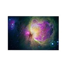 Great Orion Nebula Rectangle Magnet
