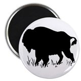 "The Buffalo 2.25"" Magnet (10 pack)"