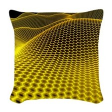 Graphene Woven Throw Pillow