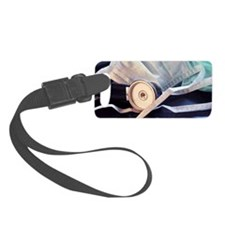 Doctor's equipment Luggage Tag