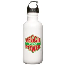 Veggie Power Vegan Water Bottle