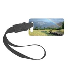somewhere over the rainbow Luggage Tag
