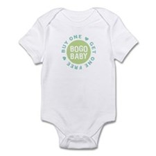 Twins Buy One, Get One Free Infant Bodysuit 2