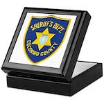 Coconino Sheriff Keepsake Box