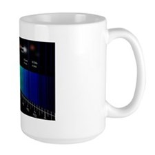 Fraunhofer lines, diagram Mug