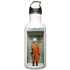 First Russian spacesui Water Bottle