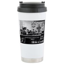 Eiffel Tower radio station, 191 Ceramic Travel Mug