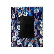 Iznik Ceramic tiles from Turkey, Mon Picture Frame