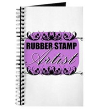 Rubber Stamp Artist Journal