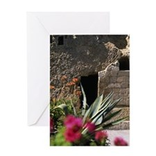 Tomb of Jesus Christ Greeting Card