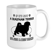 sealyham designs Mug