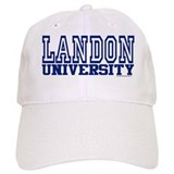 LANDON University Baseball Cap