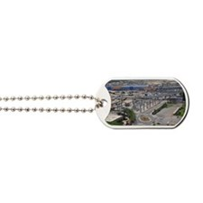 Coal operated power plant Dog Tags