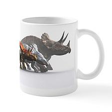 Ceratopsian dinosaurs Mug