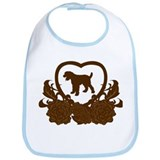Black Russian Terrier Bib