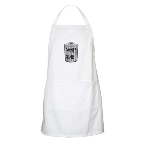 White Trash BBQ Apron