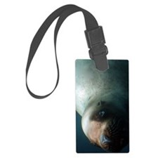 Steller sea lion Luggage Tag