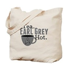 Tea Earl Grey Hot Tote Bag