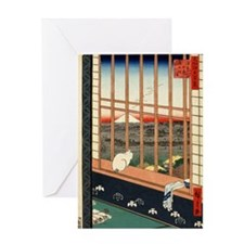Japan-1A Greeting Card