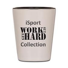 iSport Shot Glass