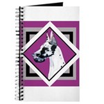 Harlequin Great Dane design Journal