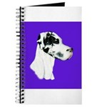 Down Ear Harlequin Great Dane Journal