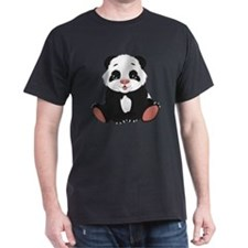 Cute Little Panda T-Shirt